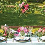 Tendencias en Decoración de Bodas: Bodas de Jardín