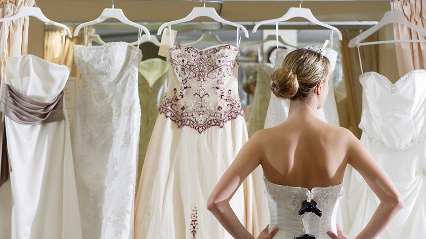 entrenovias | elección del vestido de novia según la figura