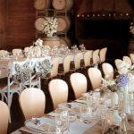 Distribución de los Invitados en el Banquete