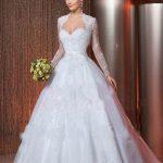vestido-de-novia-corte-princesa